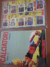 Album figurine Calciatori Edis 1968/69 + Set completo Anastatica Leggi