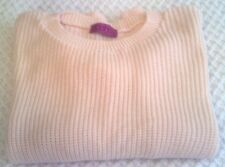 Boohoo Crew-Neck Long-Sleeved Jumper - apricot - size M/L