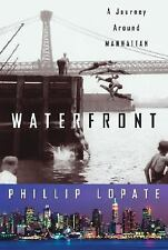 Waterfront : A Journey Around Manhattan (Crown Journeys)-ExLibrary
