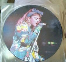 Madonna PICTURE DISC Interview DL 59 Limited Edition Material Girl vinyl record