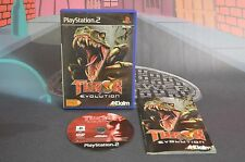 TUROK EVOLUTION PAL FAH PLAYSTATION 2 PS2 INVIO 24/48H