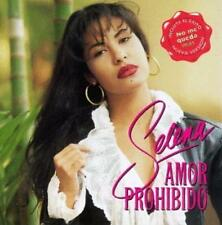 Selena : Amor Prohibido CD (1999)