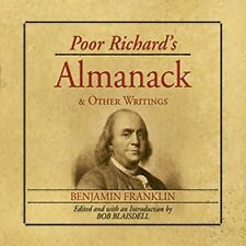 Poor Richard's Almanac and Other Writings, Franklin, Benjamin, Good, Paperback