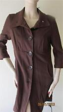 NWT 2B BEBE FUNNEL NECK COAT SIZE L
