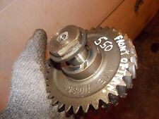 Oliver 550 tractor front of transmission drive gear