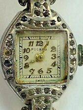 Antique Picard Ladies Evening Dress Watch
