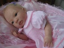 Beautiful Reborn Baby Girl - LAURA -  from the Shyann Kit by Aleina Peterson