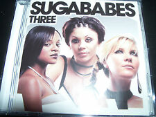 Sugababes 3 Three  CD – Like New