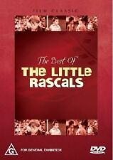 THE LITTLE RASCALS The Best Of DVD All Zone - New