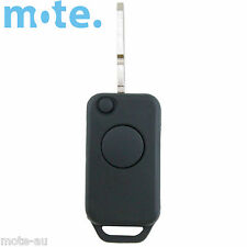 Mercedes-Benz 1 Button Remote Flip Blank Key Replacement Shell/Case/Enclosure