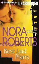 Best Laid Plans by Nora Roberts (2014, MP3 CD, Unabridged)