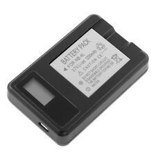 New NB-4L NB-8L Camera Battery + LCD Charger for canon with High Quality