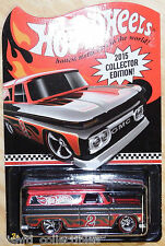 2015 Hot Wheels RLC 1964 GMC PANEL Collectors Edition K-Mart Mail In #3/4