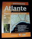 ATLANTE D'ITALIA le grandi guide di Quattroruote / De Agostini 2001