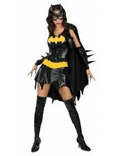 DELUXE MARVEL BATGIRL BATWOMEN SUPERHERO PARTY FANCY DRESS OUTFIT HALLOWEEN