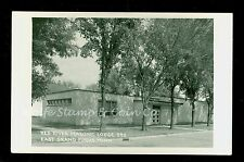 1950's RPPC Red River Masonic Lodge East Grand Forks MN  A9922