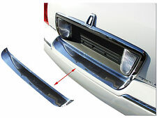 Stainless Steel Bumper Protector 1998-2002 Lincoln Town Car