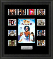 WEIRD SCIENCE FRAMED FILM CELL DISPLAY KELLY LeBROCK FILM CELLS