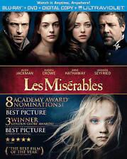 Les Misérables (Blu-ray/DVD,)