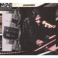 "NEIL YOUNG ""LIVE AT MASSEY HALL 1971"" CD NEU"