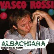 Albachiara - Vasco Rossi CD RICORDI VIDEO