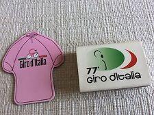 77° GIRO ITALIA CICLISMO 1994 SCATOLA FIAMMIFERI UFFICIALE E FRIGORELLO MAGNETE