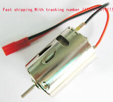 380 Brushed Motor For Rc Car 1/18 Himoto E18 Tuck Buggy On-Road Upgraded Hop-Up