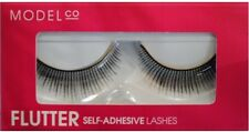 MODELCO FLUTTER FALSE EYELASHES BLACK 100% Brand New