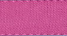 1.5mm Hot Pink Double Sided Satin Ribbon (x 2 metres)