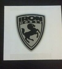 Iron Horse Sunday Bike Badge Decal Sticker MTB DH Bike Racing 7Point dw Link