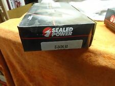57-80 CHEVY BUICK OLDS DESOTO PONTIAC E243K60 Piston Ring Set 6.0 6.6 5.7 5.9 7.