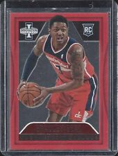 BRADLEY BEAL 2012-13 PANINI INNOVATION ROOKIE RED PARALLEL RC #D 4/25