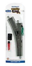 Bachmann HO  Left-Hand Remote Switch EZ E-Z-Track Nickel-Silver BAC44561