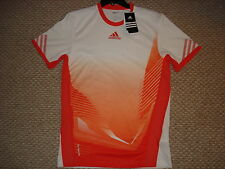 NWT Adidas aZ adiZero ForMotion Tennis Crew Shirt X30793 NEW - Small