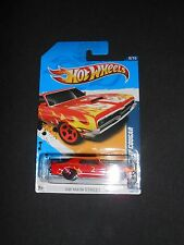 HOT WHEELS '69 MERCURY COUGER ELIMINATOR HW MAIN STREET '12 168/247 SHIPS FREE!