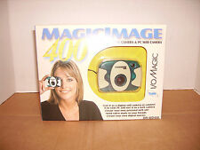 Vintage I/O MAGIC MAGICIMAGE 400 DIGITAL CAMERA . Web Cam. Windows 2000 DR-MD400