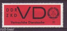 DDR Dienst ZKD Nr.   VD 3 y **   vertrauliche Dienstsache