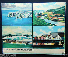 figurines cromos picture cards figuren figurine europa 216 imperia 1965 norvegia