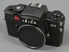 Leica R4, norm. Spuren, Dichtungen ok, und funktionsf. Zustand