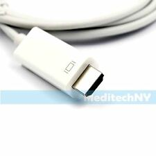 New! 1.8M 6ft Dock Connector to HDMI Cable Adapter for iPad2 3 iPhone 4 4S iPod