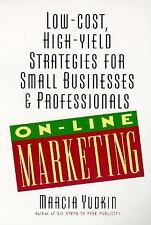 Marketing Online: Low-Cost, High-Yield Strategies for Small Businesses-ExLibrary