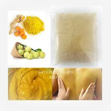 Curcuma Curcumin Powder Tumeric Indian Gooseberry Natural Care Body Scrub 80g