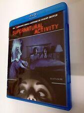 Supernatural Activity (Horror 2012) Blu-Ray film di Derek Lee Nixon