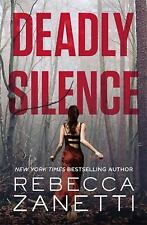 Blood Brothers: Deadly Silence 1 by Rebecca Zanetti (2016, Paperback)Thriller