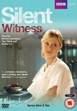 DVD:SILENT WITNESS - SERIES 9 AND 10 - NEW Region 2 UK