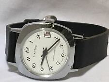 VINTAGE DIANTUS ANTI MAGNETIC SWISS MADE MENS WRIST WATCH MECHANICAL WINDUP(A-95