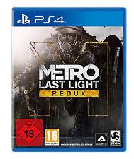 Metro Last Light redux nouveau 1xps4-jeu