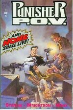 Punisher: P.O.V. # 1 (of 4) (Bernie Wrightson) (USA, 1991)