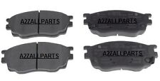 FOR MAZDA 6 1.8 2.0TD 02 03 04 05 FRONT BRAKE PADS SET FIT TO 274MM DISC DIA