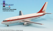 InFlight200 Boeing House Demo Colors N7560V 737-200 1:200 Scale Diecast RETIRED